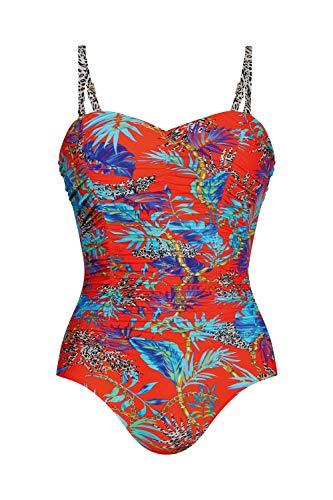 Anita Badeanzug Artemis Größe 46D, Farbe Coralle