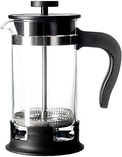De Franse pers Koffiezetapparaat Franse Pers - [Double Filter - de zuiverste zelfgebrouwen koffie/thee] [Premium Roestvrij...