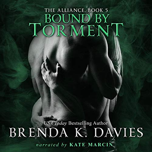 Bound by Torment Audiobook By Brenda K. Davies, Hot Tree Editing cover art