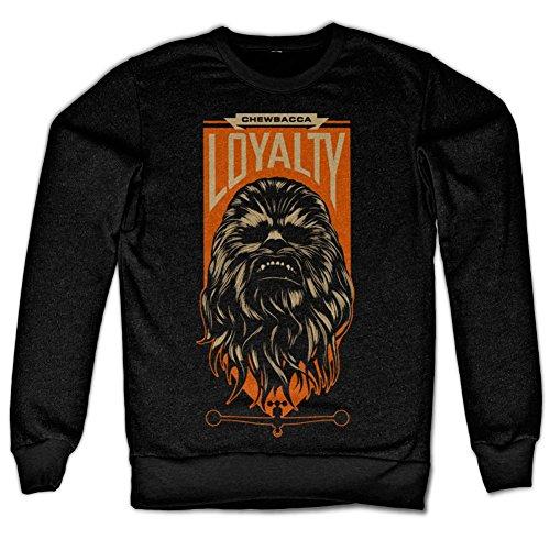 Chewbacca Loyalty Sweatshirt (Noir), Large