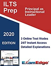 ILTS Principal as Instructional Leader  (195/196) Certification Practice tests with detailed explanations. 5-Test Bundle with 515 Unique Test Questions