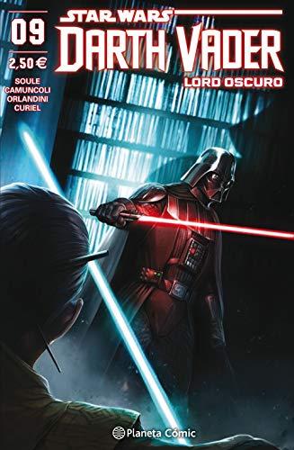 Star Wars Darth Vader Lord Oscuro nº 09/25: 1 (Star Wars: Cómics Grapa Marvel)