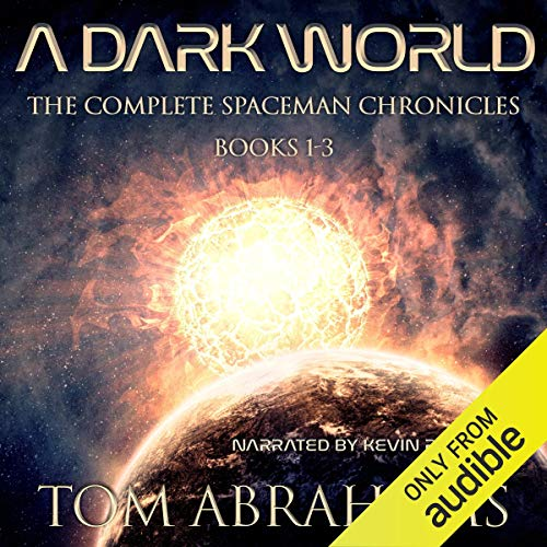 A Dark World: The Complete SpaceMan Chronicles Titelbild