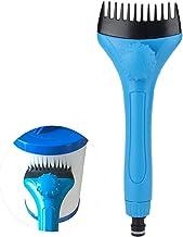 Nettoyeur de filtre de piscine à main - Outil de nettoyage de jet de filtre à cartouche - Élimine les débris et la saleté ...