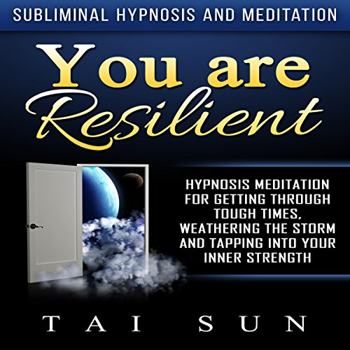 You Are Resilient audiobook cover art