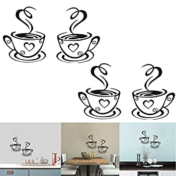 Best coffee cup decals Reviews