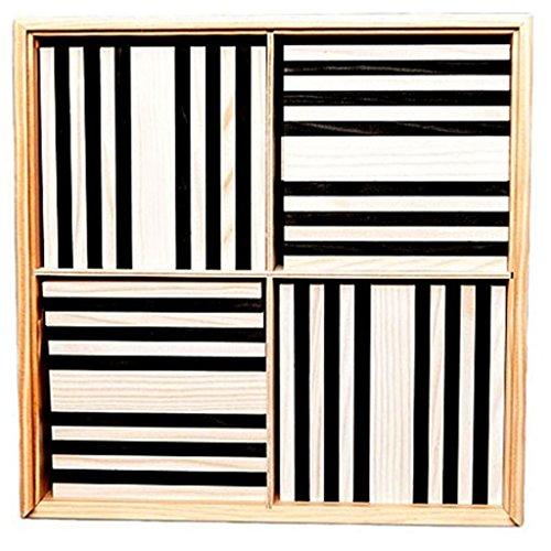 Kapla カプラ カラー 100 ブラック & ホワイト【国内正規品】