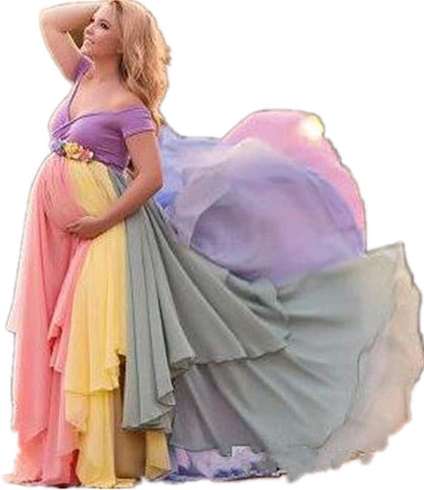 Rainbow baby dress Rainbow romper rainbow dress rainbow macrame Photography prop outfit rainbow baby first birthday outfit