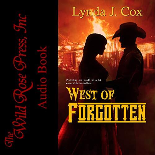West of Forgotten audiobook cover art