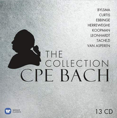 C.P.E Bach Collection (Box13Cd)