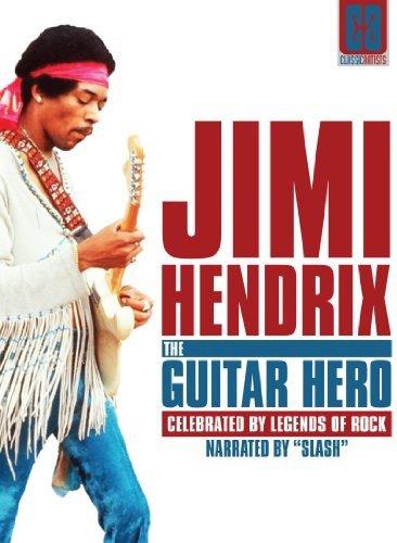 Jimi Hendrix: The Guitar Hero: Classic Artists [DVD] [Import]