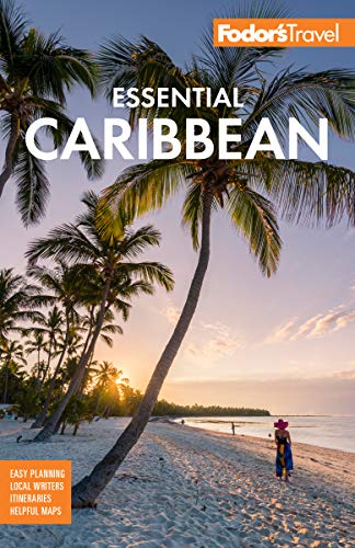 Fodor's Crucial Caribbean (Full-color Travel Guide) - 51zeAs++HlL. SL500