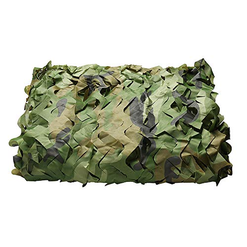 4M*6M Desert Camo Netting militare dell/'esercito mimetica Net Parasole Shelter Netto Caccia