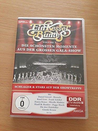 Ein Kessel Buntes, Vol. 1: Die schönsten Momente aus der großen Gala-Show (DDR TV-Archiv)