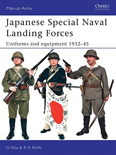 Japanese Special Naval Landing Forces: Uniforms and equipment 1932-45: Uniforms and Equipment 1937-45: No. 432
