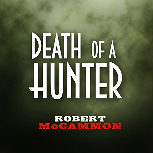 Death of a Hunter audiobook cover art