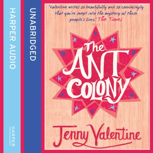 The Ant Colony audiobook cover art