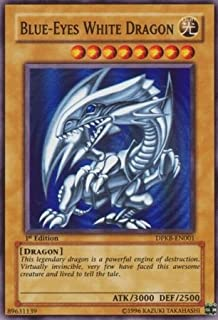 YU-GI-OH! - Blue-Eyes White Dragon (DPKB-EN001) - Duelist Pack: Kaiba - 1st Edition - Super Rare