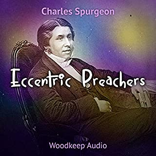 Eccentric Preachers audiobook cover art
