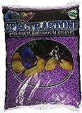 Spectrastone Permaglo Lavender Aquarium Gravel for Freshwater Aquariums, 5-Pound...
