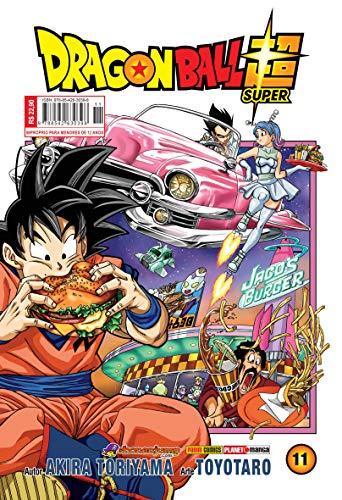 Dragon Ball Super Vol. 11