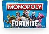 Hasbro Monopoly E6603102 Edizione Fortnite Gioco da Tavolo, Versione in Lingua Inglese