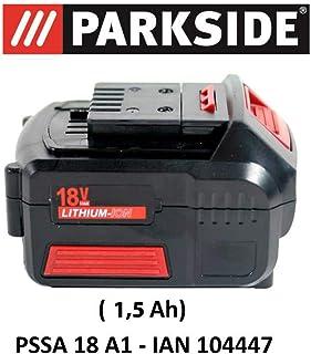 Parkside batería 18V 1,5Ah Pap 18–
