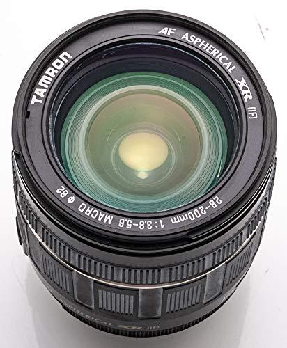 Tamron AF 28-200mm 3,8-5,6 XR Di ASL Macro digitales Objektiv für Nikon (Nicht D40/D40x/D60)