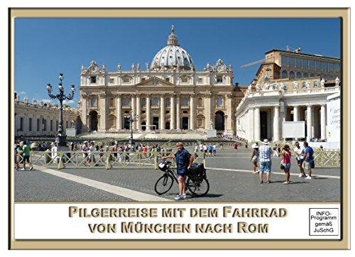 Mit dem Fahrrad von München nach Rom DVD;