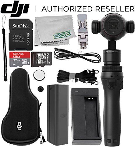 51zeG5t9D0L. SL500  - DJI Osmo Handheld 4K Camera