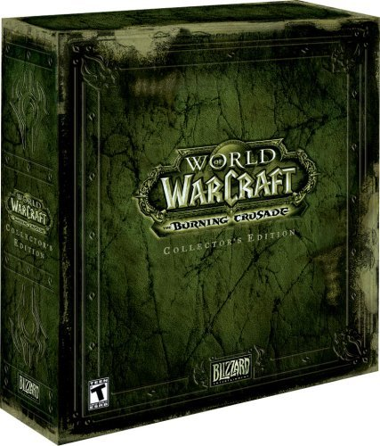 World of Warcraft: Burning Crusade Collector's Edition by Blizzard Entertainment