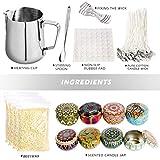 DIY Duftkerzen-Kit Handgemachte Kerze machen Werkzeugset Geschenk für Mädchen