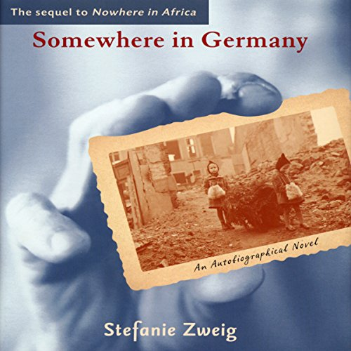 Somewhere in Germany audiobook cover art