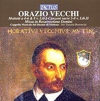 Orazio Vecchi: Missa in Resurrectione Domini