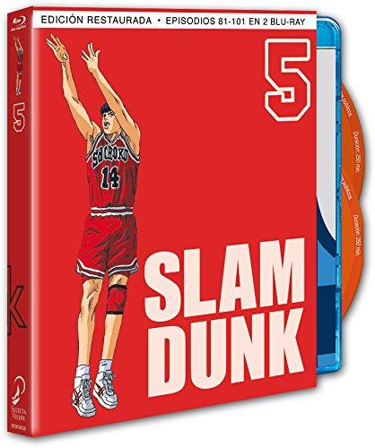 Slam Dunk Box 5 Blu-Ray [Blu-ray]