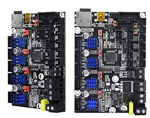 LKJHGFD RUNSHIBAIHUODIAN MINI E3 V2 32Bit Control Board With TMC2209 UART 3D Printer Parts Fit For Ender 3/5 Pro Upgrade BTT SKR V1.4 Turbo (Size : MINI E3 V2.0)