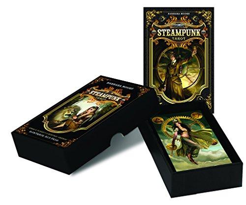 Steampunk tarot: kniha a 78 karet (2014)