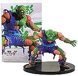 LWH-MOU Dragon Ball Z Piccolo Super Saiyan Gohan Hercule Mark Piccolo PVC Figurine Broly Son Goku Dragonball modèle Jouet