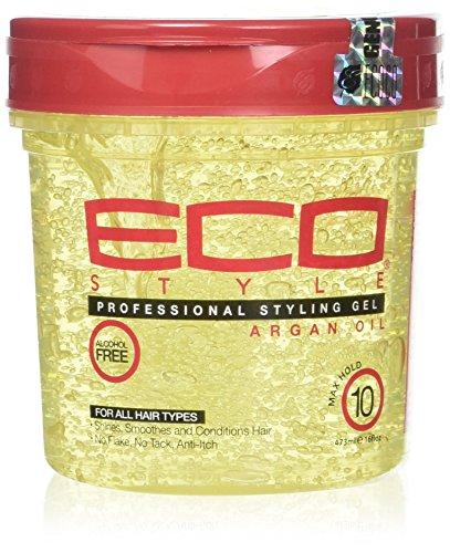 Eco Styler Moroccan Argan Oil Styling Gel 16oz
