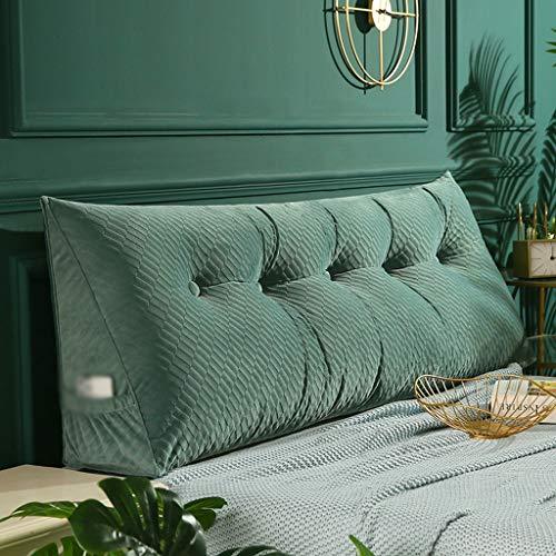 Almohada de Lectura Cojín Cuña Gran almohada triangular almohada de la almohada de la almohada de la almohada de la almohada de la cuña de la cuña de la cuña de la cuña del sofá cama de la cama del dí