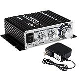 Lepy LP-2024A-HA LP-2024A+ Hi-Fi Audio Stereo Power Amplifier Car Amplifier, 3A Power Supply