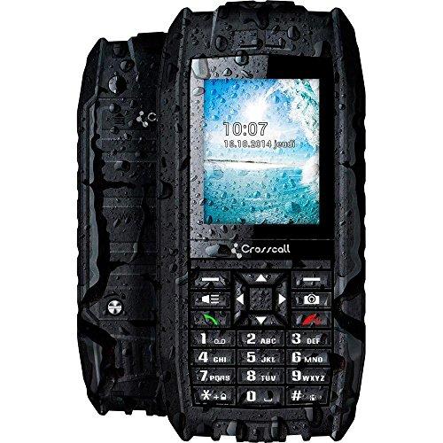 Crosscall Shark V2 Dual-SIM-Outdoor cellulare nero