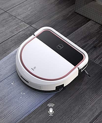 Robot Aspiradora para el hogar Wet Mop Lavado automático de