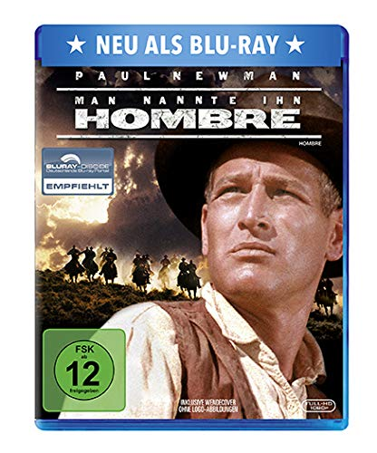 Man nannte ihn Hombre [Blu-ray]