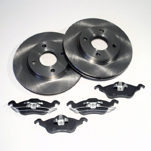Bremsscheiben/Bremsen + Bremsbeläge vorne