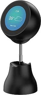 JPMauStron 360度回転 高品位スタンド&用角度調節スタンド ために Echo Spot (ブラック)