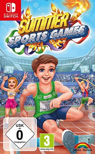 Summer Sports Games - Nintendo Switch