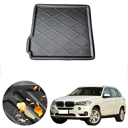 , Voor Auto Kofferbak Mat Cargo Lade Boot Liner Tapijt Beschermer Vloer, Voor BMW X5 (E70 F15) 2007-2018, Voor BMW X5 M 2010-2018