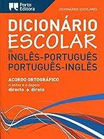 Dicionario Escolar De Ingles-portugues / Portugues-ingles