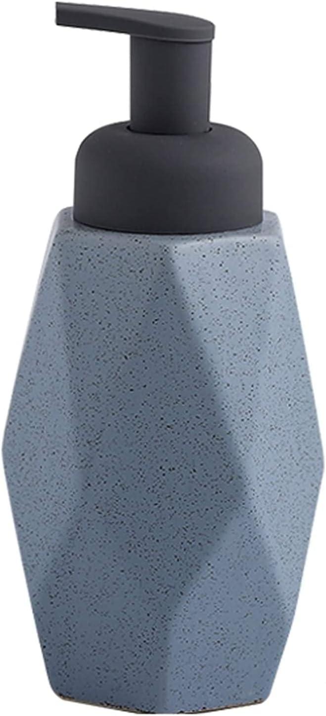FACAZ Soap Dispenser Foam Free shipping / New Press Ceramic 14.8oz Max 54% OFF Bottle 440ml soa